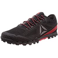 ea65766b74d Reebok All Terrain Super 3.0 Obstacle Run Shoe Black   Red Size   42