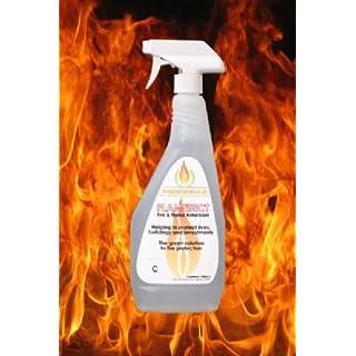Flametect C Flame Retardant for Natural Materials