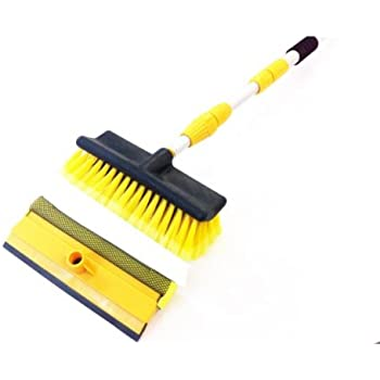 3m Extending Water Fed Upstairs Window Cleaning Brush