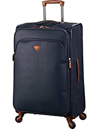 0c710522d Jump Luggage Uppsala Four Wheel Spinner Trolley Suitcases