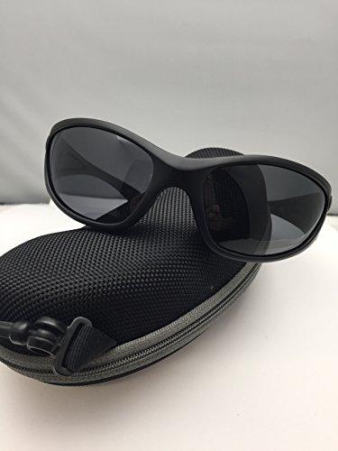 Sonnenbrille für Angler, schützend, polarisiert für verbesserte Sicht unterhalb der Wasseroberfläche