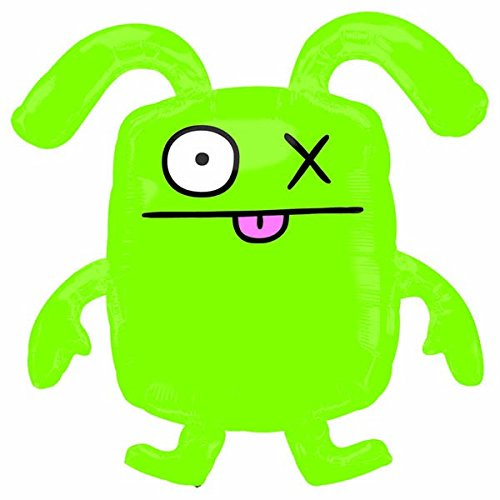 Ugly Dolls Ox SuperShape Foil Balloon (Ugly Doll Ox)