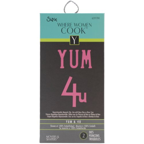 sizzix-movers-shapers-magnetic-dies-where-women-cook-2-pkg-yum-4u