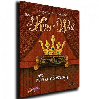 The Kings Will Expansion - DE/EN gebraucht kaufen  Wird an jeden Ort in Deutschland