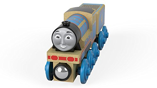 Thomas & Friends FHM45 Wood Gordon, Thomas the Tank Engine Toy Engine, Wooden Toy Train, 3 Year Old