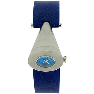 Eton KT35Blue – Reloj para mujeres, correa de silicona color azul