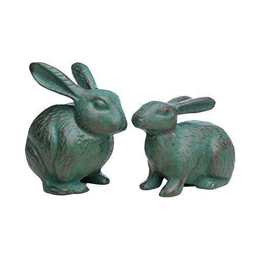 mr-mrs-rabbit-garden-ornaments-in-verdigris-finish-cast-iron
