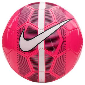 Nike Mercurial Fade Pink White Black Football- Size 5  available at amazon for Rs.1495