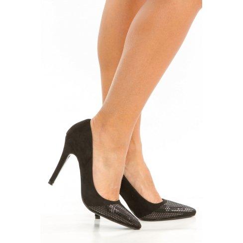 Princesse boutique - Escarpins noir Noir