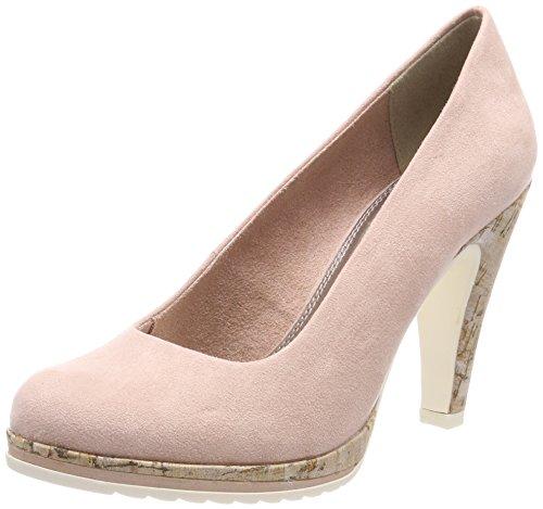 Marco Tozzi 22412, Chaussures Femme À Talon Rose (rose)