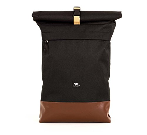 Freibutler - Tasche Courier bag II newblack
