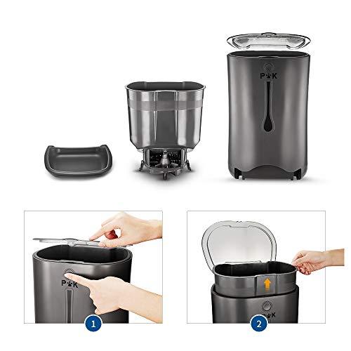 Zoom IMG-2 7l alimentatore automatico pet feeder