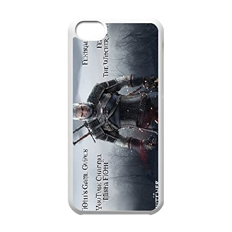 Personalised iPhone 6 & iPhone 6s 4.7 Inch Full Wrap Printed Plastic Phone Case The Witcher