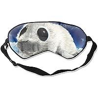 Augenmaske mit 3D-Cartoon-Motiv für Reisen, Nickerchen, Meditation preisvergleich bei billige-tabletten.eu