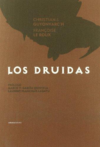 Druidas,Los (LECTURAS DE HISTORIA)