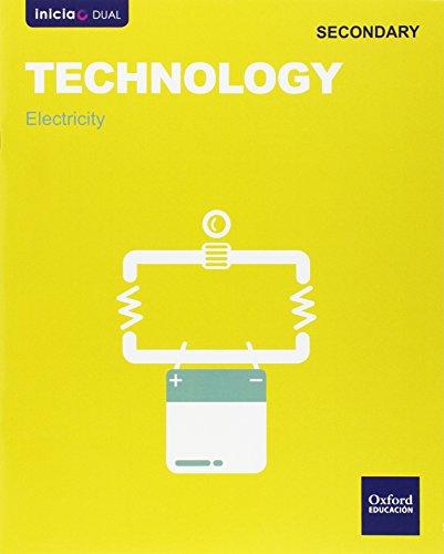 Inicia Dual Technology. Electricity - 1º ESO - 9788467393958 por Varios Autores