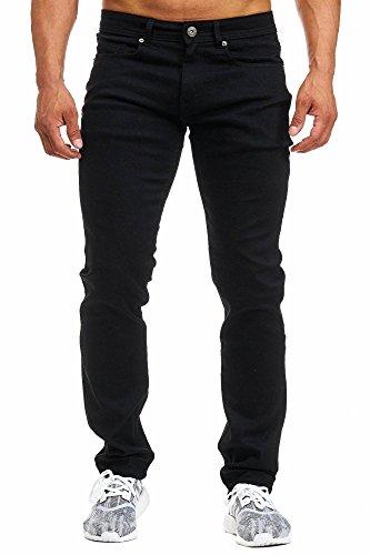 BELLIS® Herren Jeans Original Straight Fit / BS-20311 Black