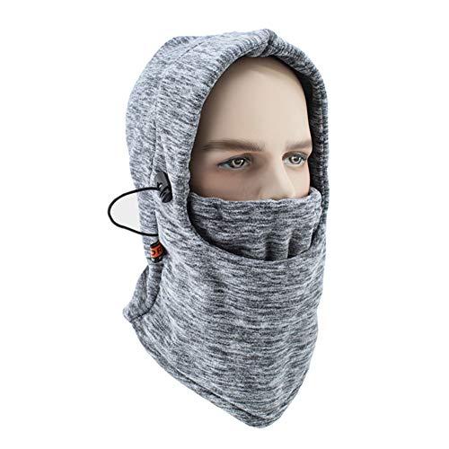 XIAXIACP Windproof Hat, Multifunktionale Cationic Kapuzenhut Maskierte Kappe Outdoor für Männer und Frauen Wasser-Riding Multifunktionshut,9