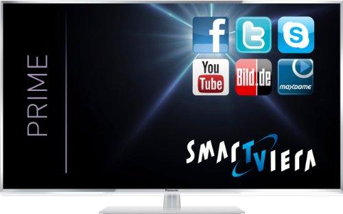 Panasonic TX-L47ETW60 119 cm (47 Zoll) Fernseher (Full HD, Triple Tuner, 3D, Smart TV) (Zoll 47 Tv 1080p)
