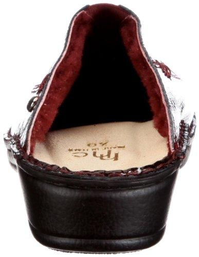 Hans Herrmann Collection hhc 022623-170 Damen Clogs & Pantoletten Rot/Bordo