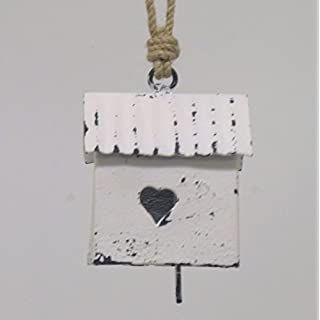 ARTHOME Hanging House Bell Chime is a perfect little gift to friends or family. 5.5 x 7 x 3.5 cm with 13.5 cm string