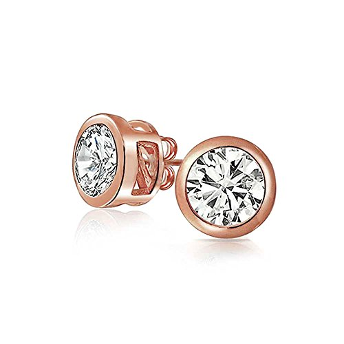 bling-jewelry-ronda-juego-de-moldura-chapado-en-oro-stud-cz-stud-arete-7mm-plata