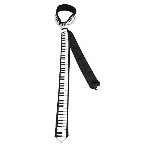 Bristol Novelty ba1076Klavier-Krawatte, One ()