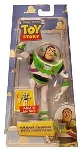 Disney / Pixar Toy Story Action Figure Karate Choppin' Buzz Lightyear by Mattel