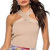 Luckycat Tank Tops Mujer Chaleco Camisetas Mujer Dia de la Mujer Verano Patchwork De Encaje Casual Ahuecar Volantes Manga Corta Suéter De Cuello De Encaje Linda Blusa Floral Camiseta Blanca para Mujer