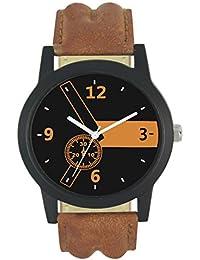 Reizz Fashion Analogue Black Dial Boy's Watch (LR 01)