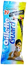 Gillette Guard Shaving Razor (Pack of 12)