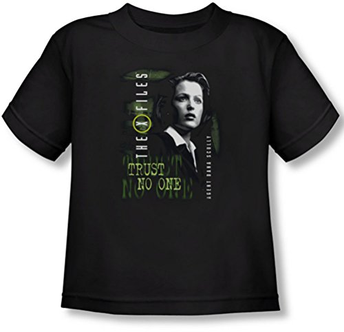 x-files-tout-petit-t-shirt-scully-4t-black