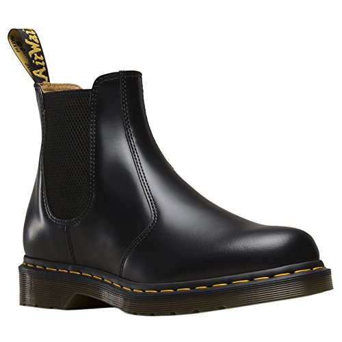 Dr. Martens 2976 Chelsea Boot Black Leather - 12 UK