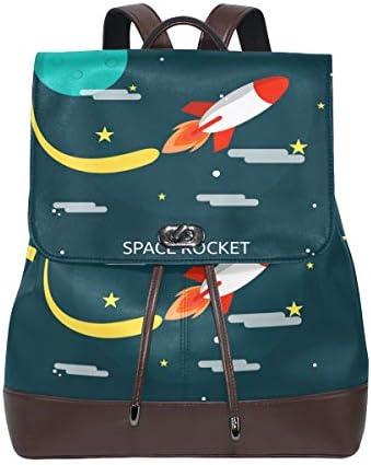 e0ad33df03 MALPLENA Zaino Space Space Space Rocket scuola borsa zaino da viaggio  B07H7ZHHR6 Parent | Nuovo mercato | Prese tedesche | Ha una lunga  reputazione 5c9e14