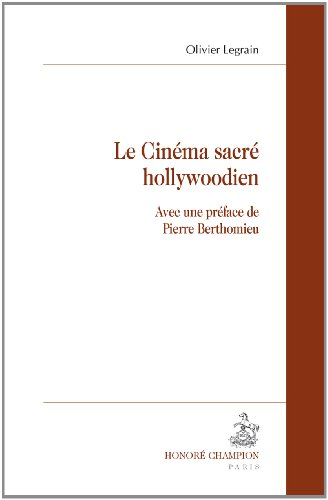 Le Cinéma sacré hollywoodien.