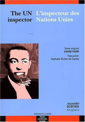 L'inspecteur des Nations Unies par David Nicholas Farr