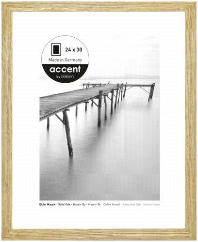 Nielsen Design Bilderrahmen aus Holz Farbe Eiche 24 x 30 cm -