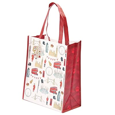 Jan Pashley London Pattern Shopping Bag