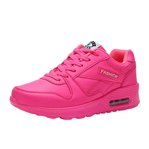 ❤️ Mode Damen Freizeit Sneaker, Amlaiworld Frühling Mädchen Gemütlich Halbschuhe Stilvoll Outdoor Laufschuhe Urlaub Band Schuhe Mode Casual Flach hohl Segelschuhe