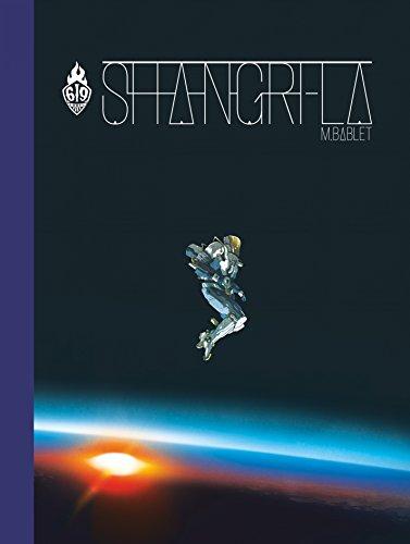 Shangri-La (Label 619) par Mathieu Bablet