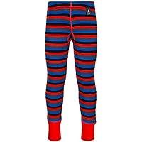 Mountain Warehouse Pantaloni a strisce per bambini Merino