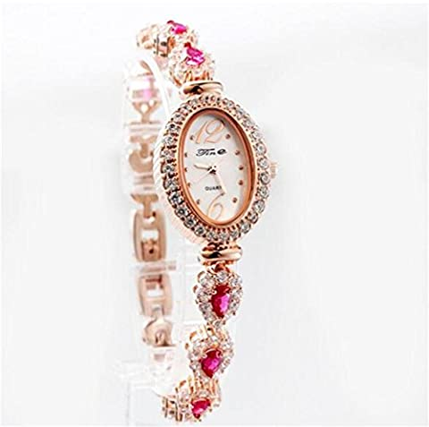 XXFFH Uhr Casual Digital Mechanical Solar Beautiful waterproof rose golden white diamond ladies bracelet watches luxury watches ,