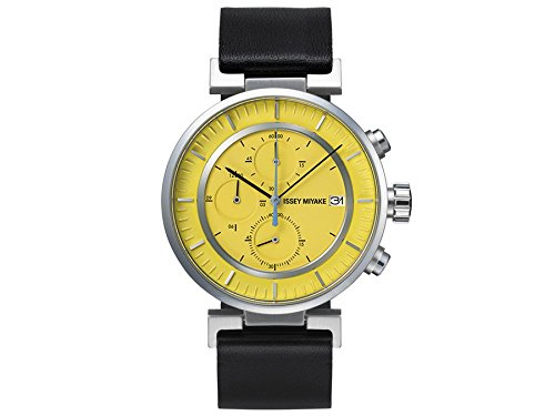 Issey Miyake gentles watch chronograph by Satoshi Wada IM-SILAY010