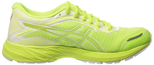 Asics Damen Dynaflyte Laufschuhe Gelb (Safety Yellow/pistachio/white)