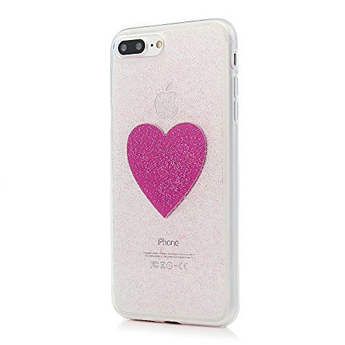 custodia iphone 8 cuore