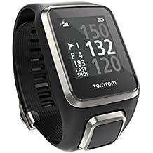 Tomtom Golfer 2 - Reloj de pulsera GPS para hombre, color negro, talla L