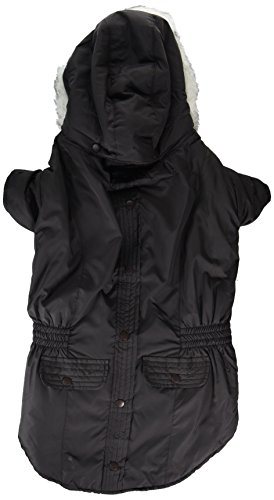East Side Collection-in Eskimo-Jacke für Hunde, 61 cm XL, braun