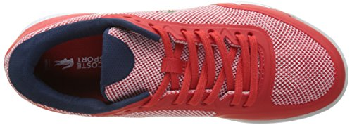 Lacoste Lt Pro 117 2 SPW Red/Nvy, Bassi Donna Multicolore (Red/nvy)
