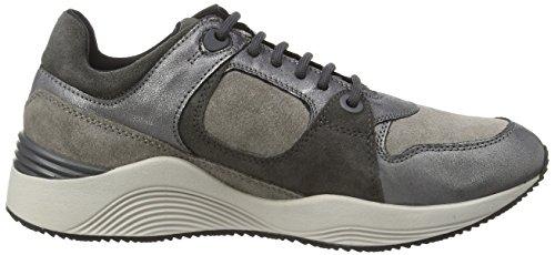 Geox Omaya A Damen Sneakers Grau (C1130GRAPHITE/GREY)