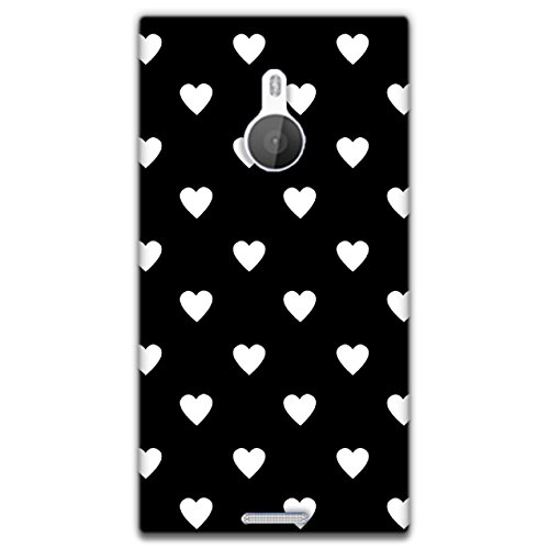 The Racoon Lean printed designer hard back mobile phone case cover for Nokia Lumia 1520. (Ebony and)  available at amazon for Rs.99